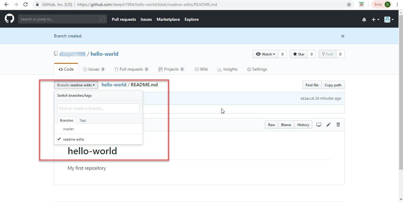 Create Account on GitHub Step-11