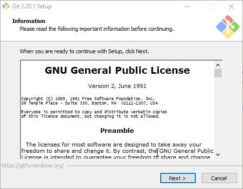 Download Git Step-3