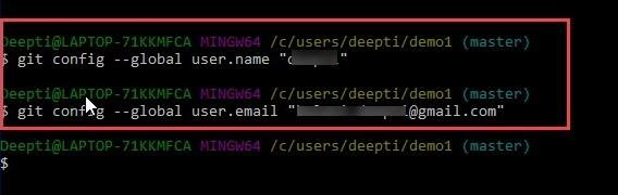 Git Bash Commands-2