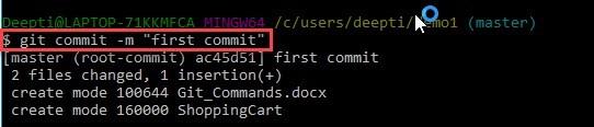 Git Bash Commands-4