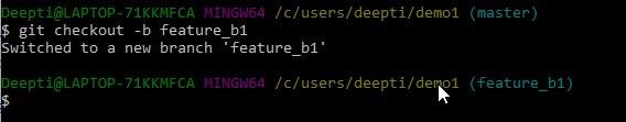Git Bash Commands-6