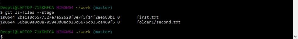 Git Bash Commands-8