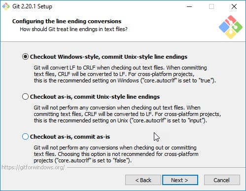 Installing Git Step-8