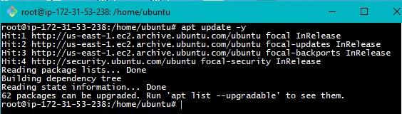 Maven Installation on Ubuntu Step1