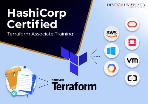 HashiCorp Certified Terraform Associate Training