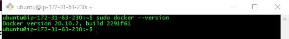 Step1 Docker Use Case for Implementation