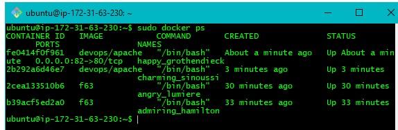 Step15 Docker Use Case for Implementation
