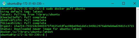 Step2 Docker Use Case for Implementation