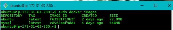 Step3 Docker Use Case for Implementation