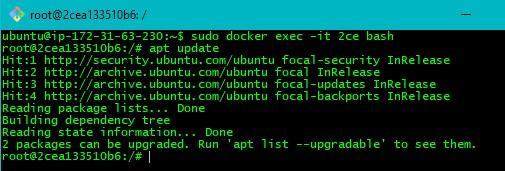 Step8 Docker Use Case for Implementation
